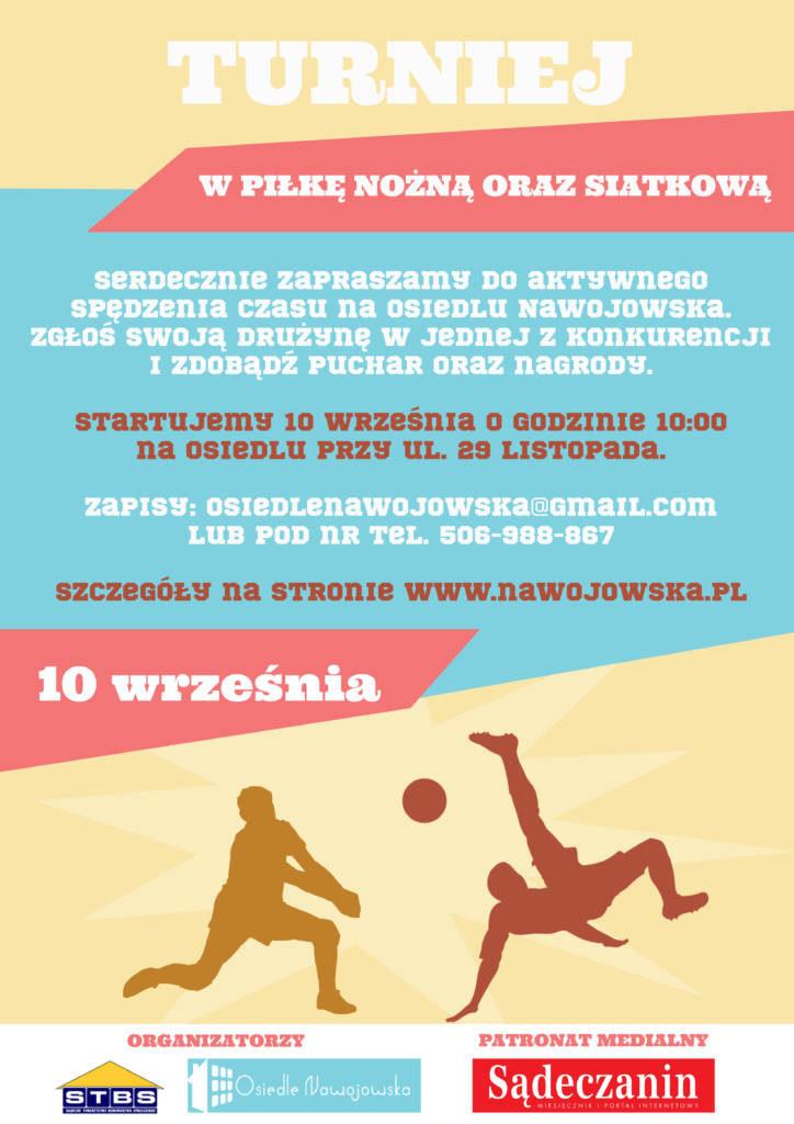 turniej nawojowska