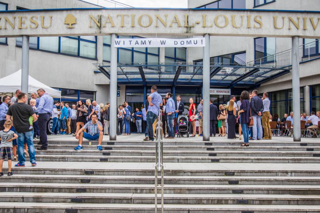 25-lecie WSB-NLU w Nowym Sączu