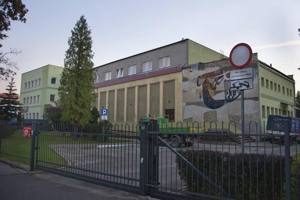 Nowy Sącz dawne kino Krokus
