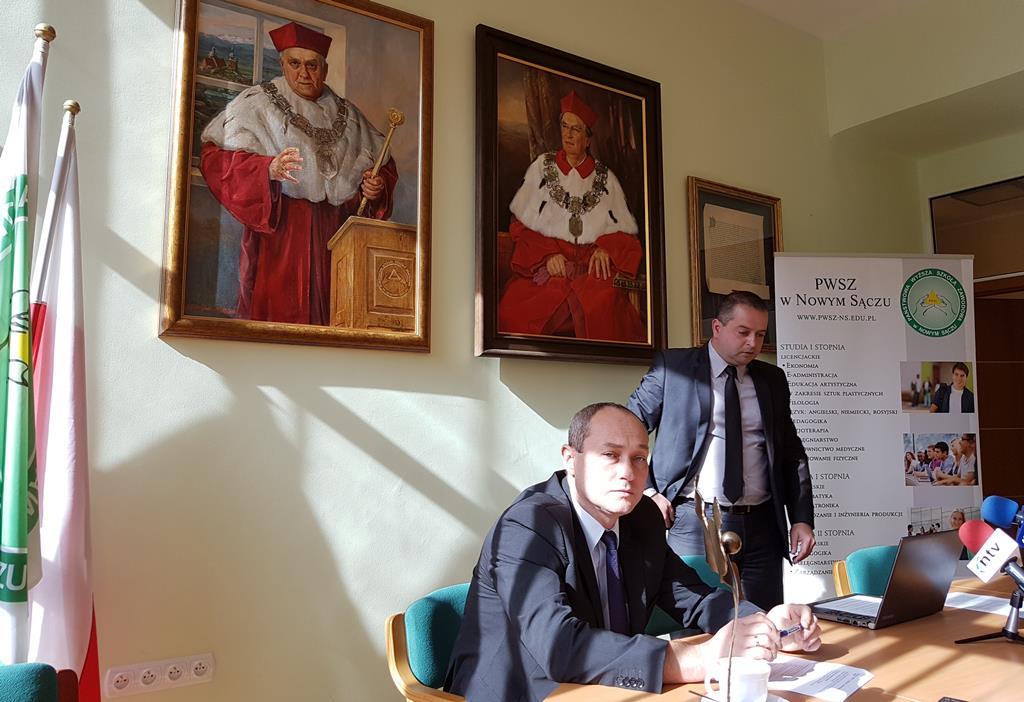 PWSZ Nowy Sącz rok akademicki 2016 / 2017