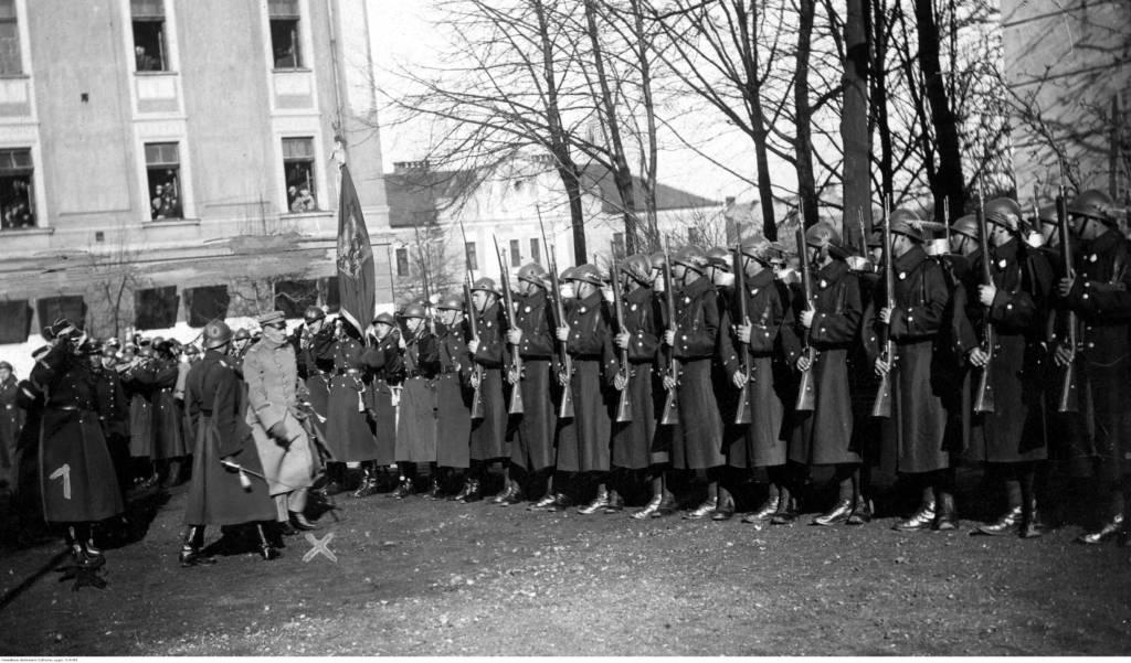 PIC_1-A-84 Piłsudski w Nowym Sączu