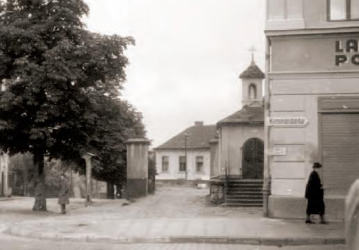 Życie codzienne w czasie okupacji niemieckiej Nowy Sącz Jagiellońska
