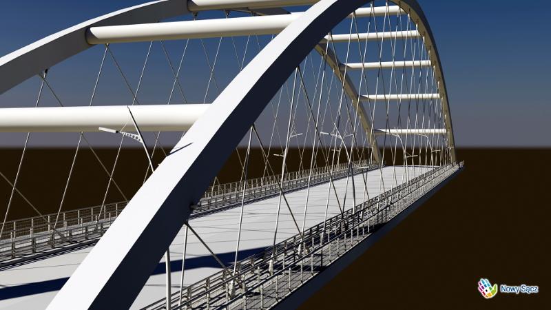 nowy most heleński wizualizacja
