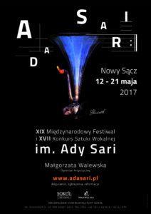 Festiwal im. Ady Sari Nowy Sącz 2017
