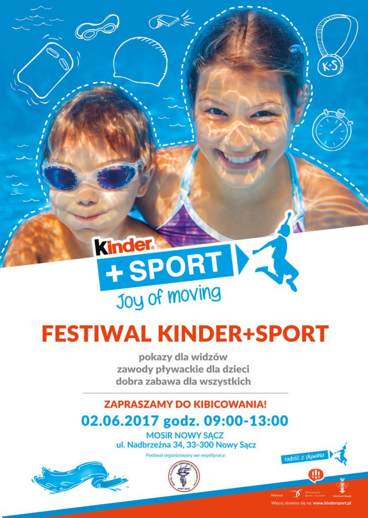 kinder sport Nowy Sącz