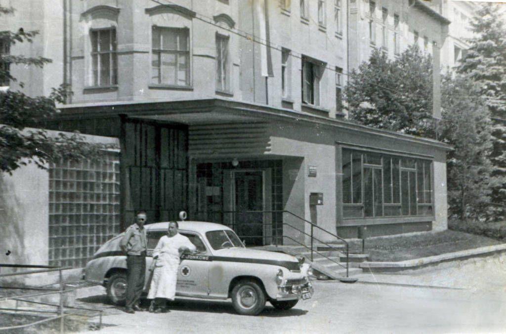 sądeckie pogotowie karetka 1965