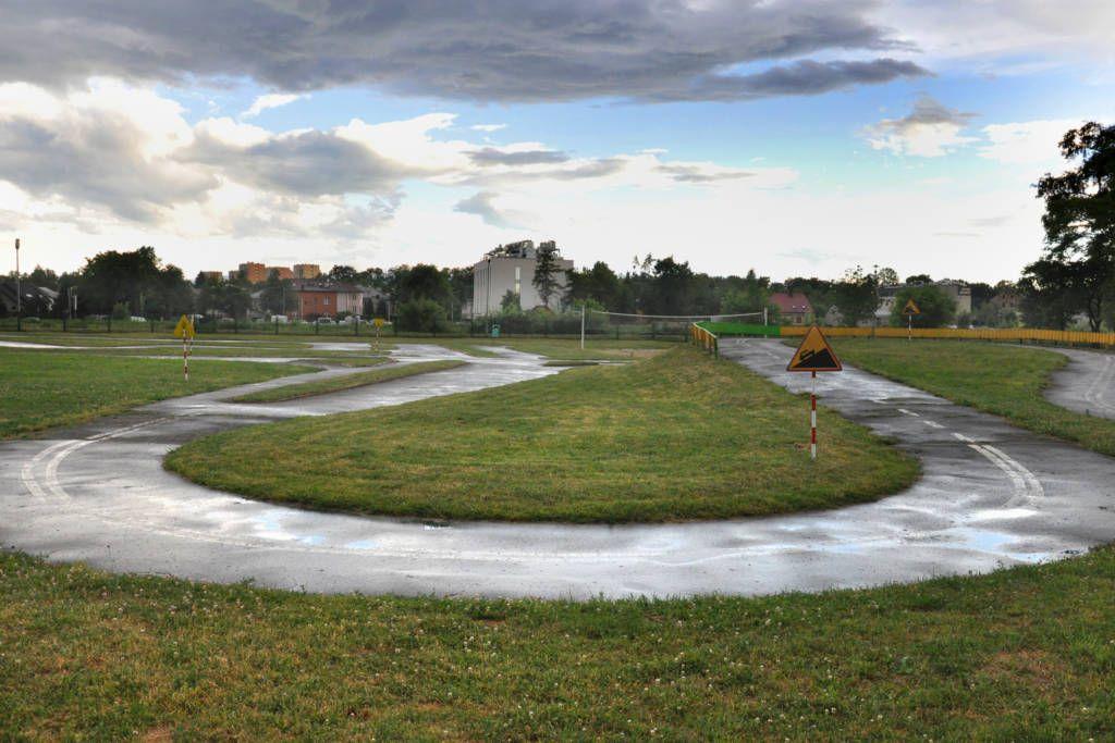 małopolski park rekreacji przestrzennej ma powstać na terenie miasteczka rowerowego w Nowym Sączu