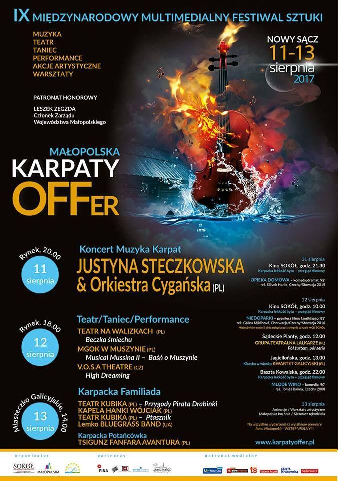 karpaty offer 2017