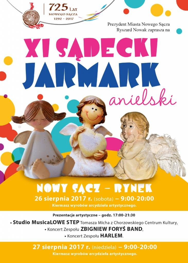 XI Sądecki Jarmark Anielski
