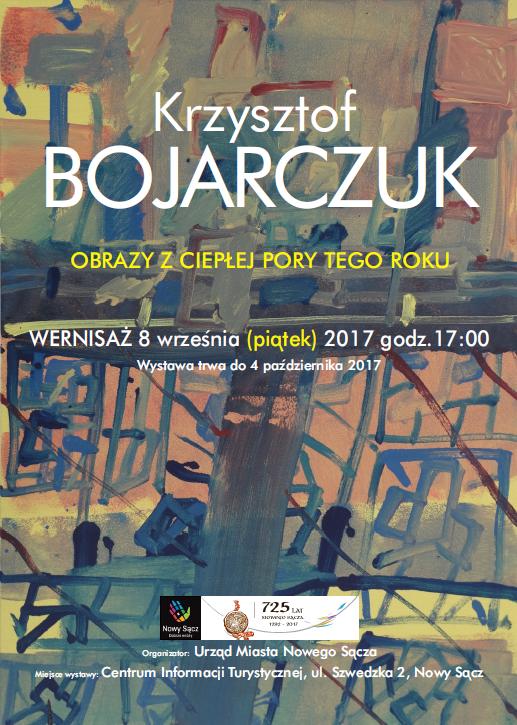 Bojarczuk wystawa Nowy Sącz