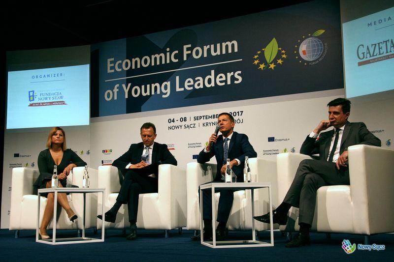 XII Forum Ekonomiczne Młodych Liderów