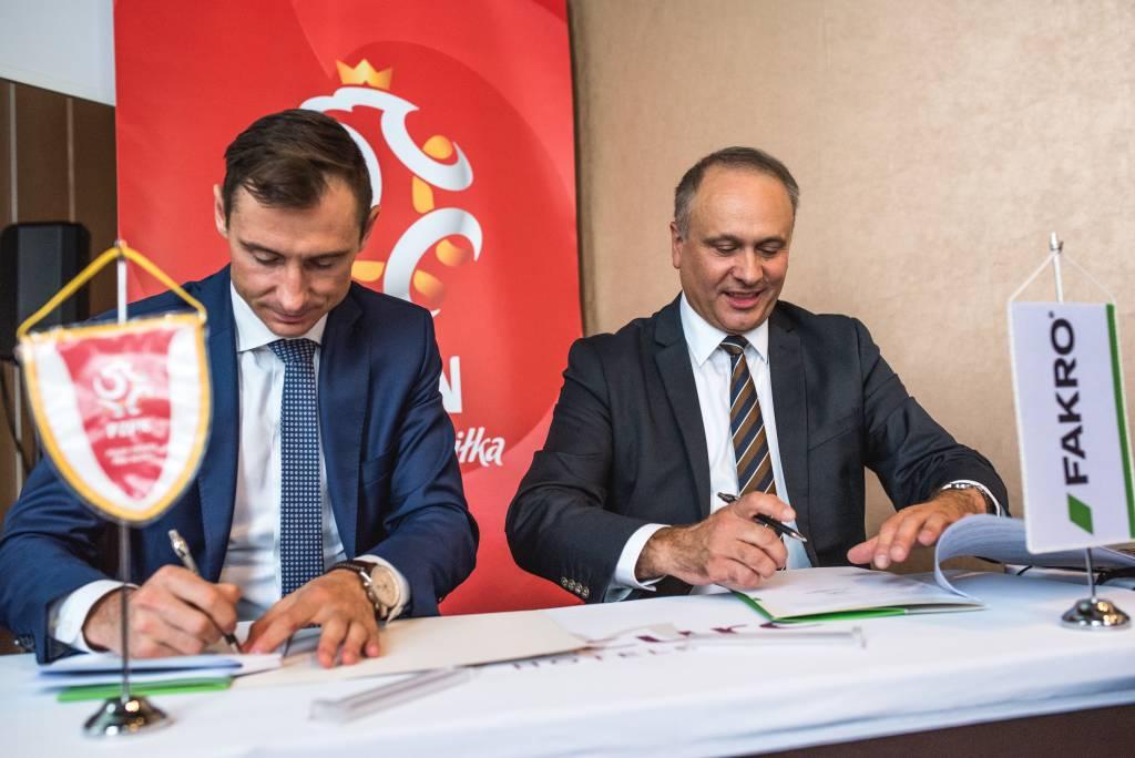 FAKRO Oficjalnym Partnerem Reprezentacji Polski