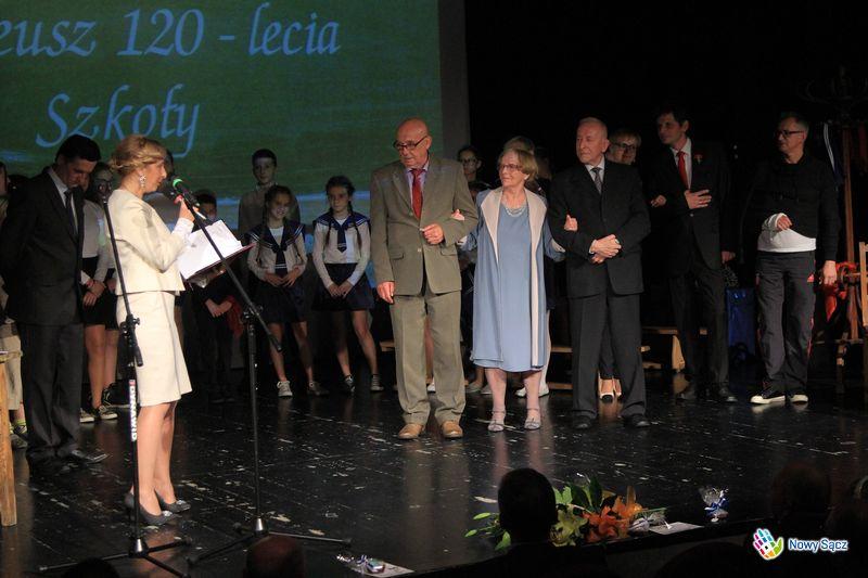 120-lecie Szkoły Podstawowej nr 8