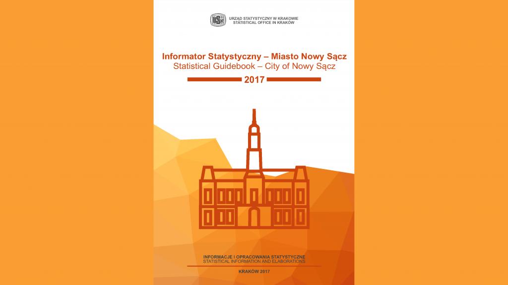 Informator statystyczny miasto Nowy Sącz