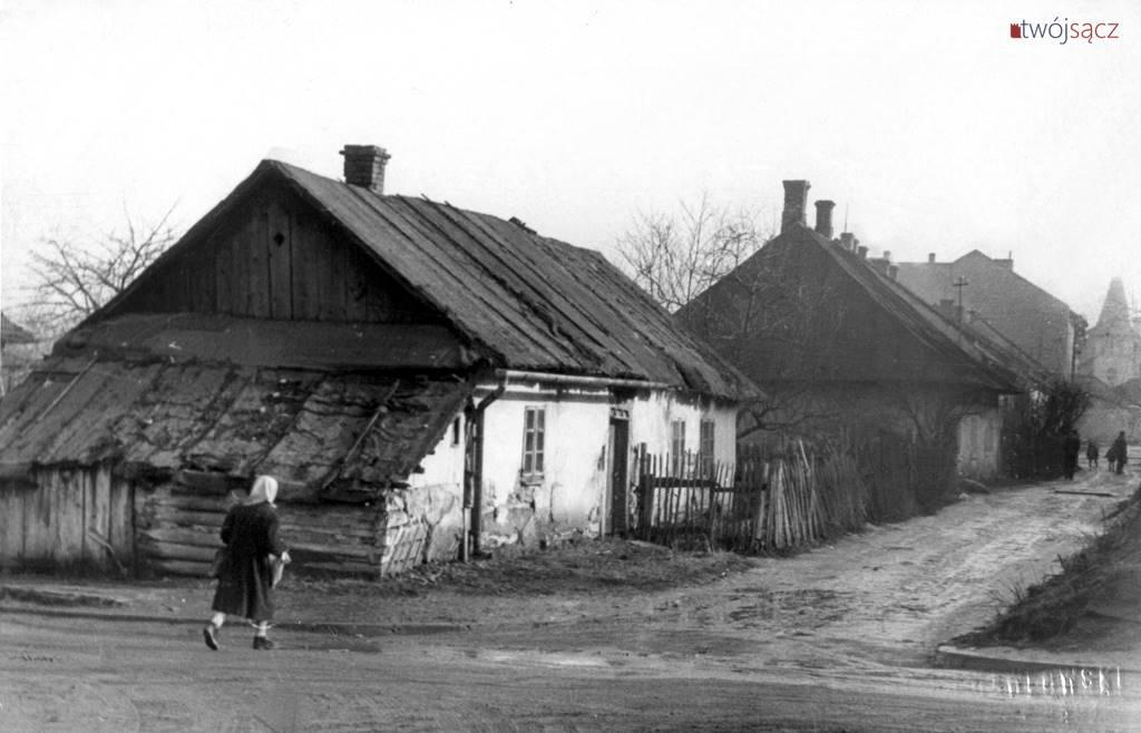 Nowy Sącz ul. Matejki lata 30/40