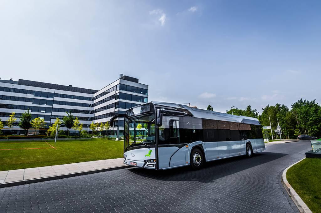 Solaris stara się sprzedać autobusy do MPK Nowy Sącz