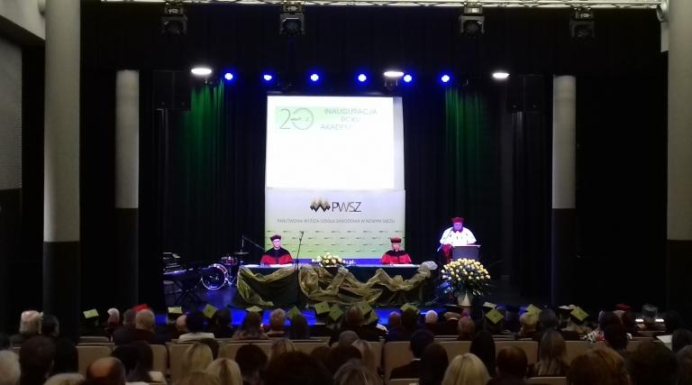 Inauguracja Roku Akademickiego 2017/2018 PWSZ