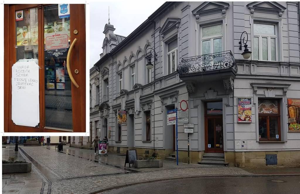 atak kebab Nowy Sącz