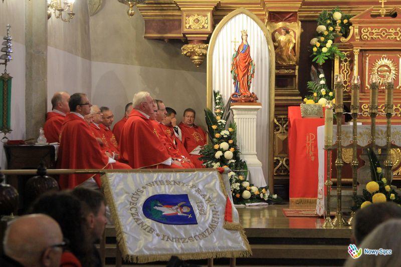 św. Małgorzata oficjalną patronką Nowego Sącza