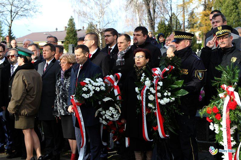 Święto Odzyskania Niepodległości Nowy Sącz 2017