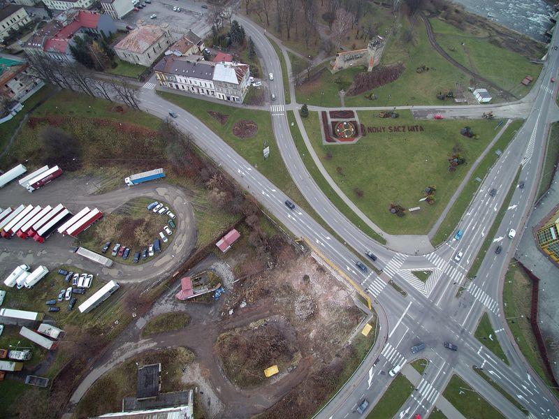 remonty dróg Nowy Sącz