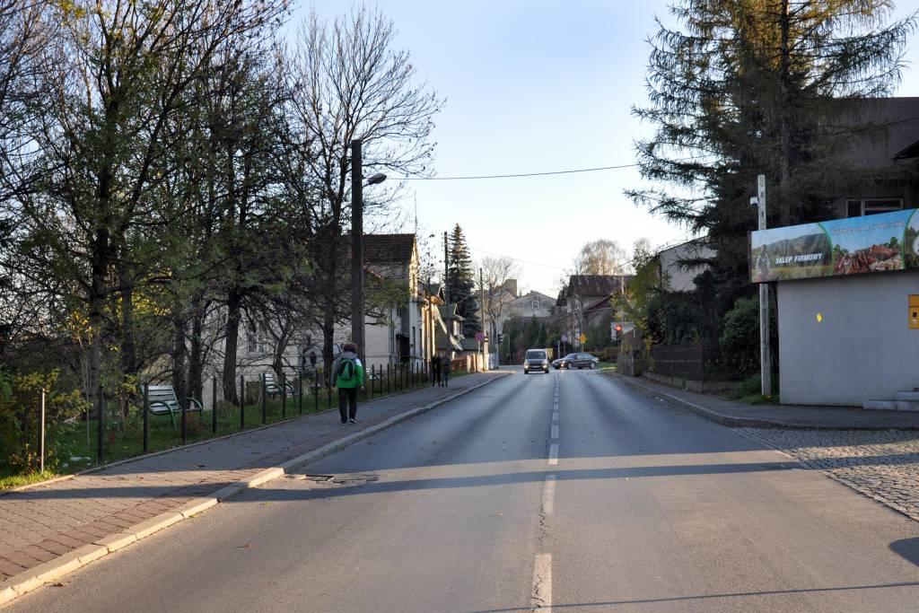 ul. Matejki Nowy Sącz