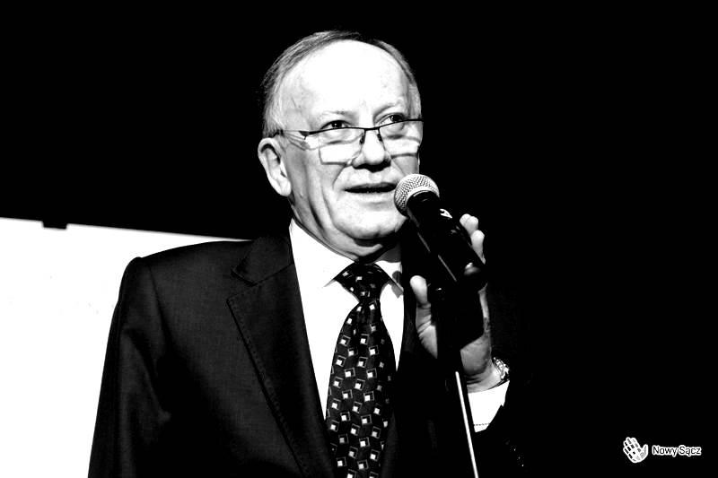 Jerzy Leśniak (1957 - 2017). Tytuł Honorowego Obywatela Miasta Nowego Sącza dla Jerzego Leśniaka