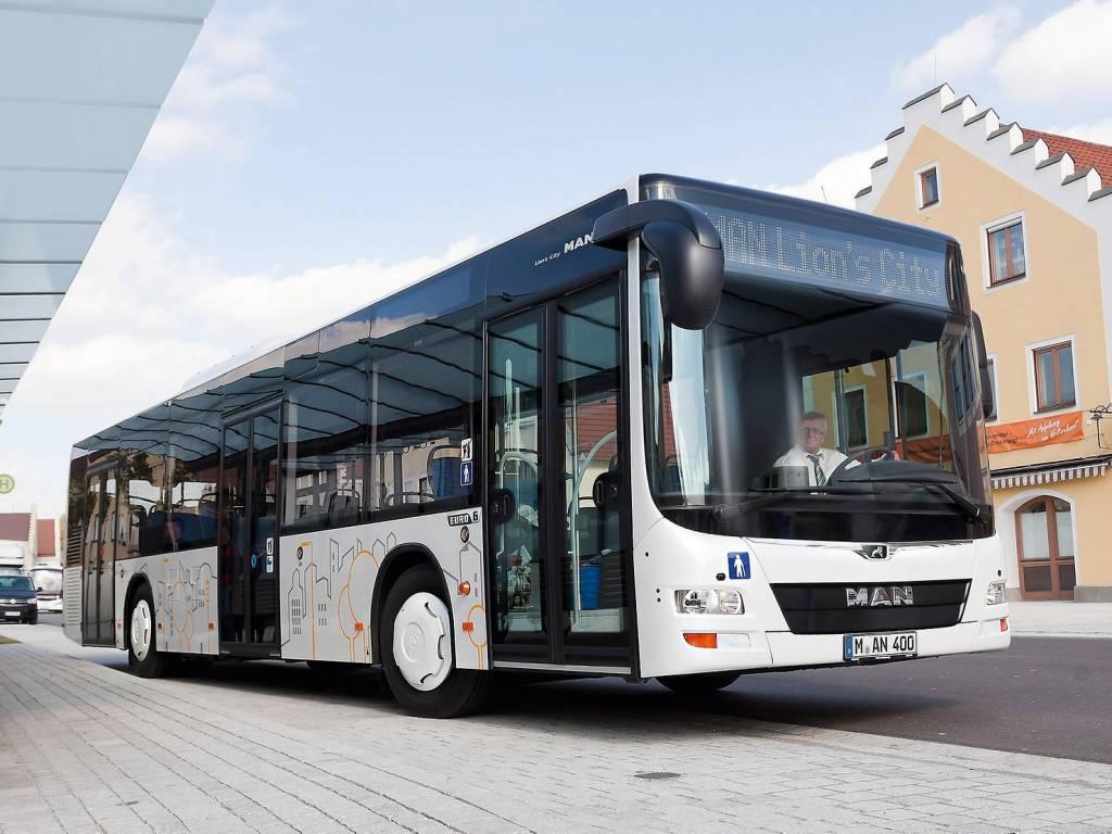autobusy dla MPK Nowy Sącz