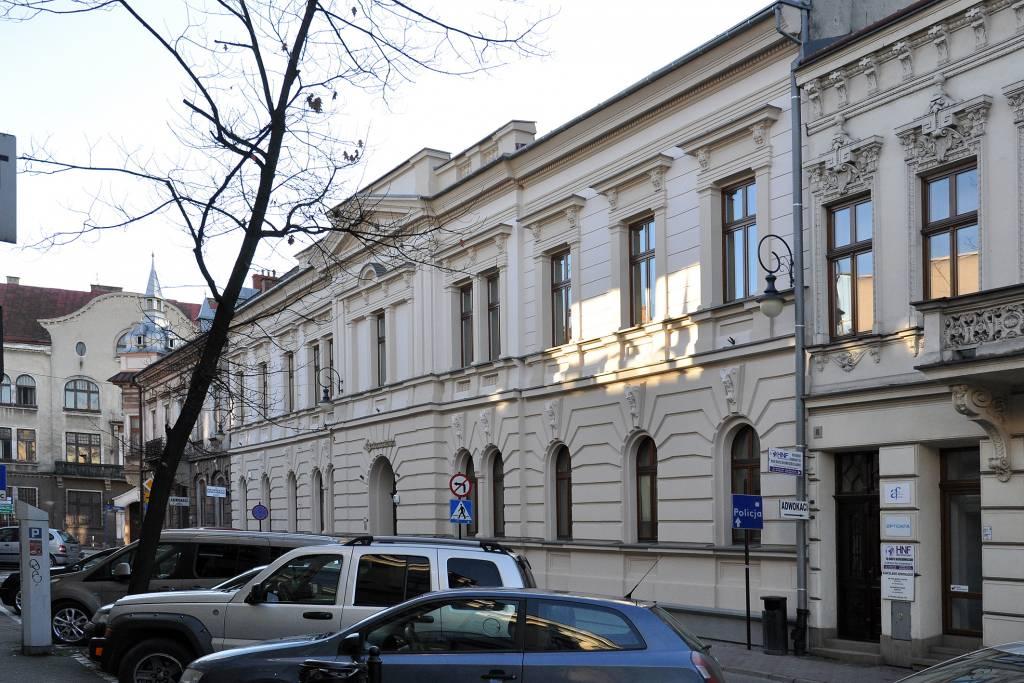 poczta Dunajewskiego Nowy Sącz