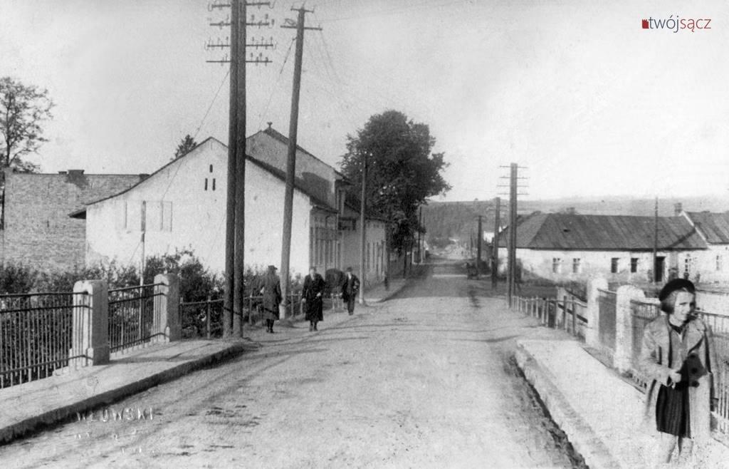 Nowy Sącz Tarnowska lata 30