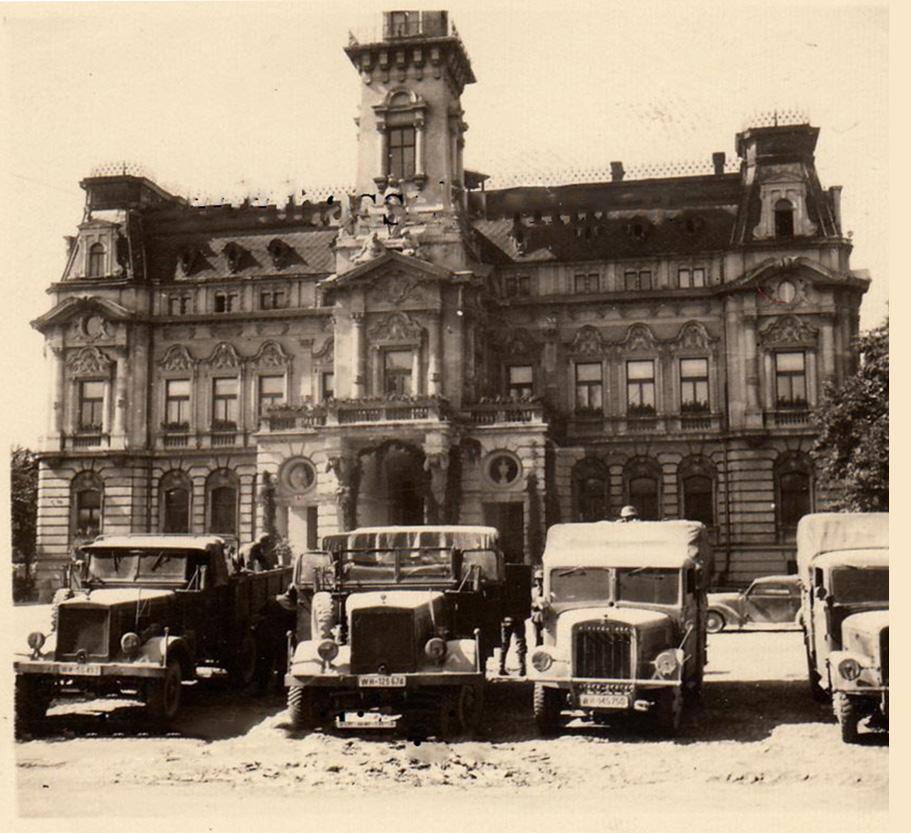 Niemcy w Nowym Sączu wrzesień 1939