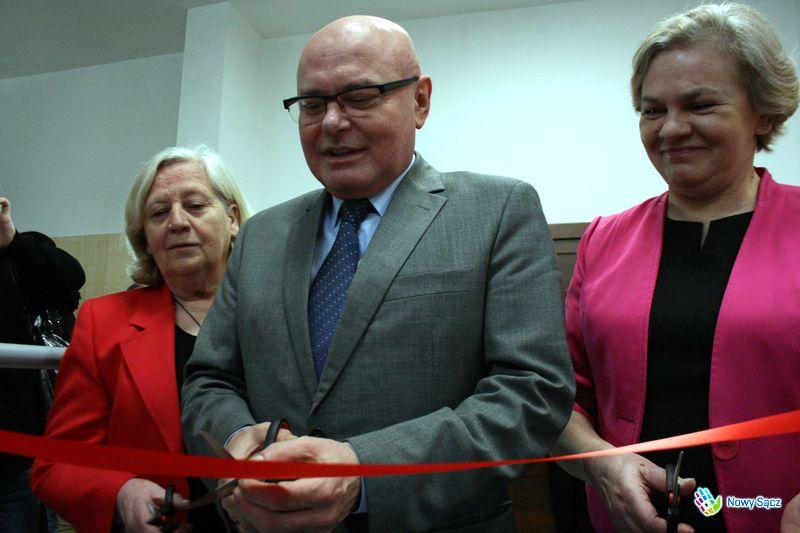 Sądeckie Centrum Seniora otwarcie