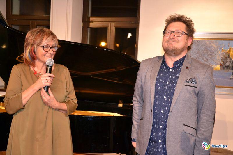 Wacław Jagielski i Alicja Hebda Mała Galeria 2018
