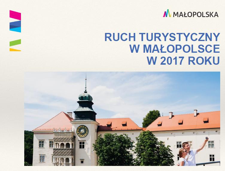 ruch turystyczny w Małopolsce 2017