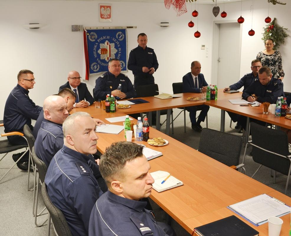 2017 sądeckiej policji