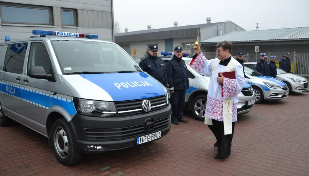 radiowozy dla nowosądeckiej policji