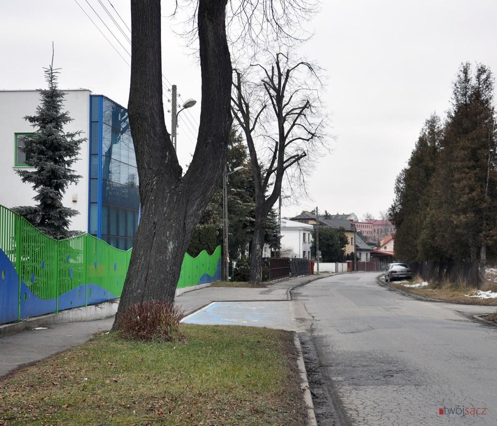 Nowy Sącz ul. Wincentego Pola