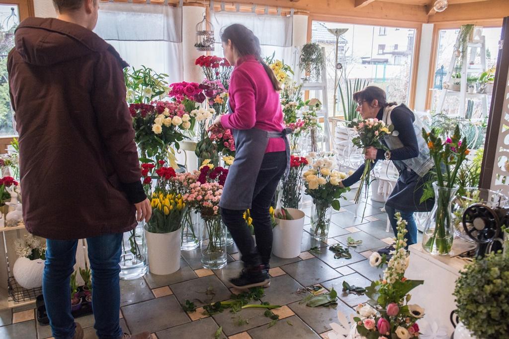 Kwiaciarnia Ogród Jagi w Nowym Sączu