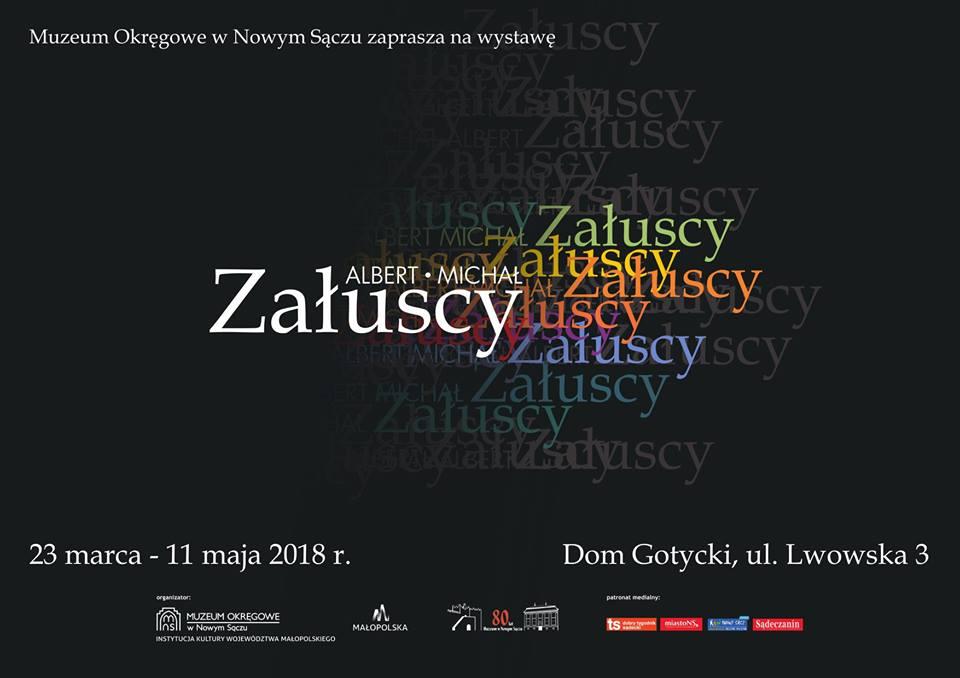 Załuscy - Albert Załuski Michał Załuski