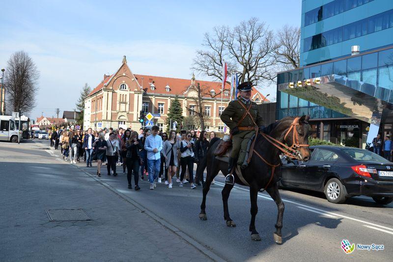 13 Nowosądecki Marsz Pamięci Sybiraków