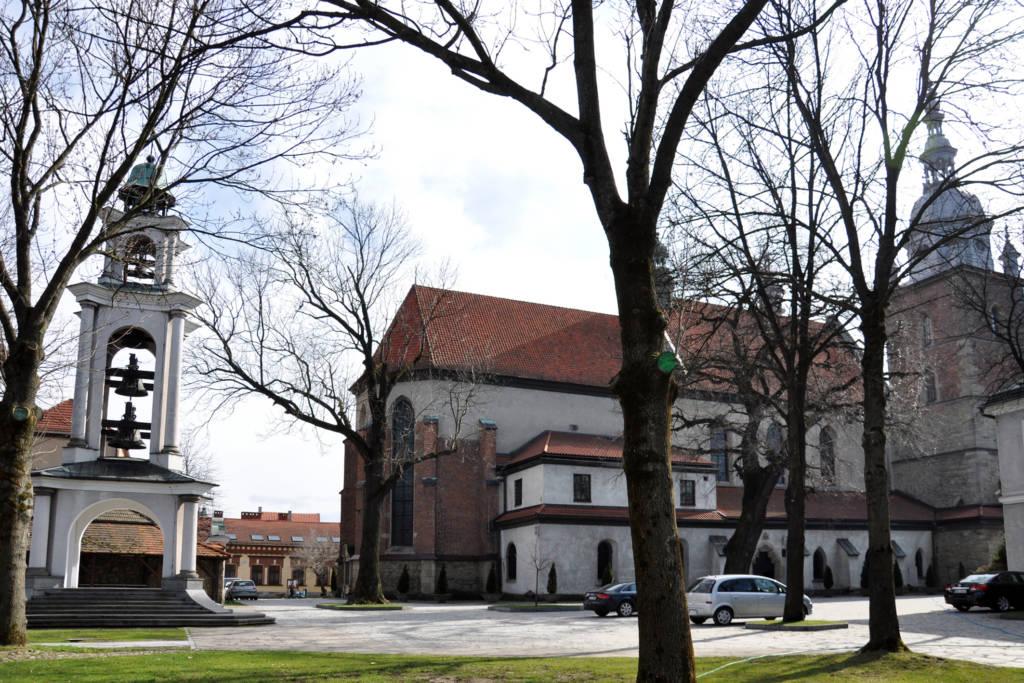 rewitalizacja wokół bazyliki św. Małgorzaty w Nowym Sączu