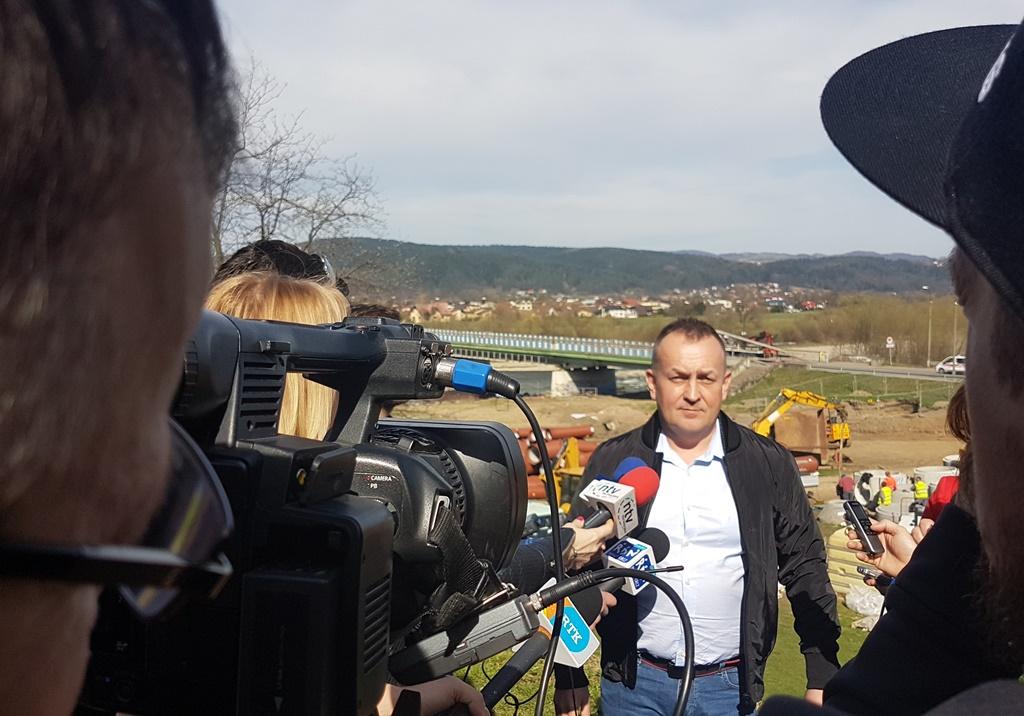 Grzegorz Mirek MZD Nowy Sącz