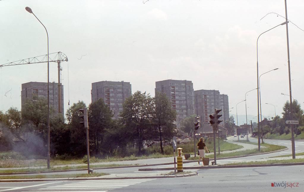 Millenium Nowy Sącz około 1980