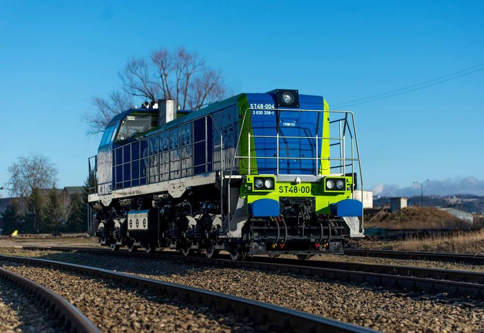 modernizacja lokomotyw