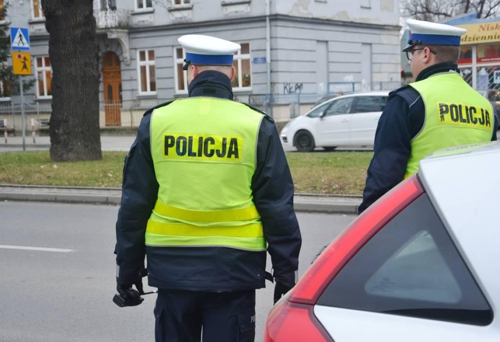 akcja Niechronieni uczestnicy ruchu drogowego