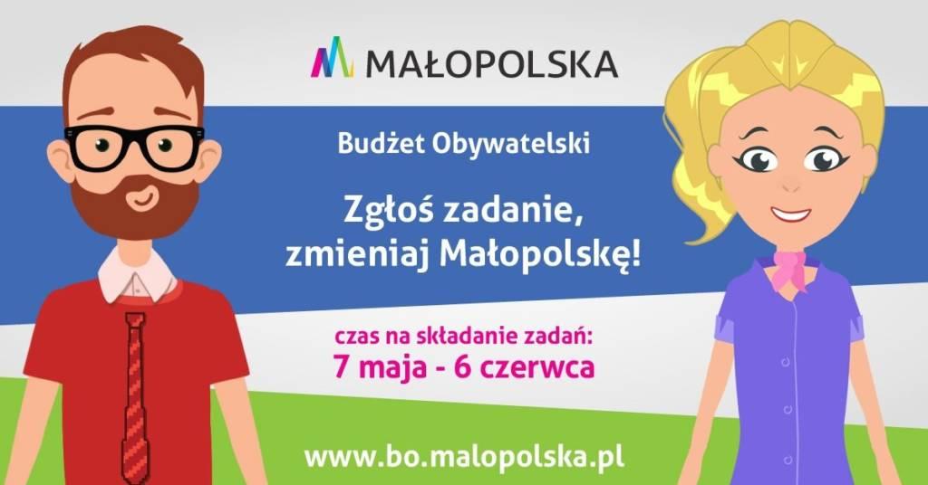 3. edycji Budżetu Obywatelskiego Województwa Małopolskiego