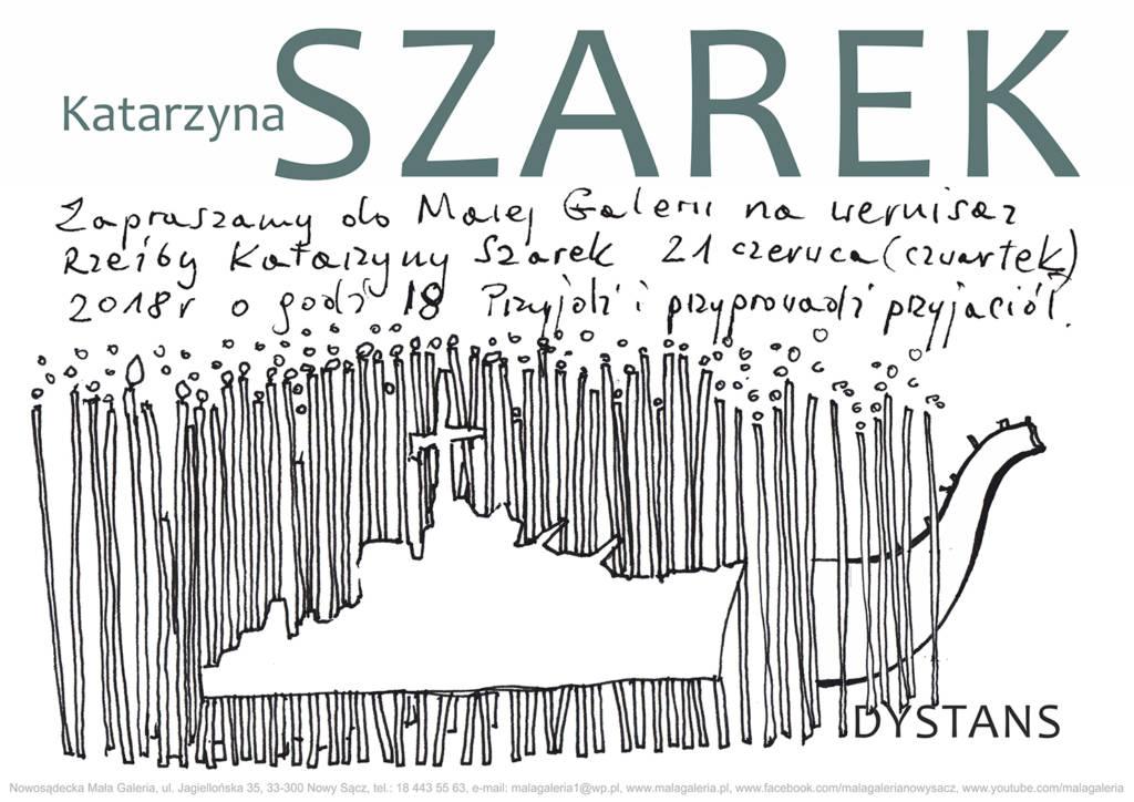 katarzyna Szarek wystawa Nowy Sącz