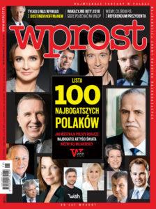 Ryszard Florek na liście Wprost