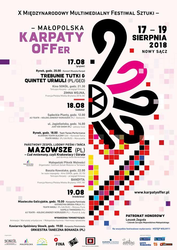 Karpaty OFFer 2018