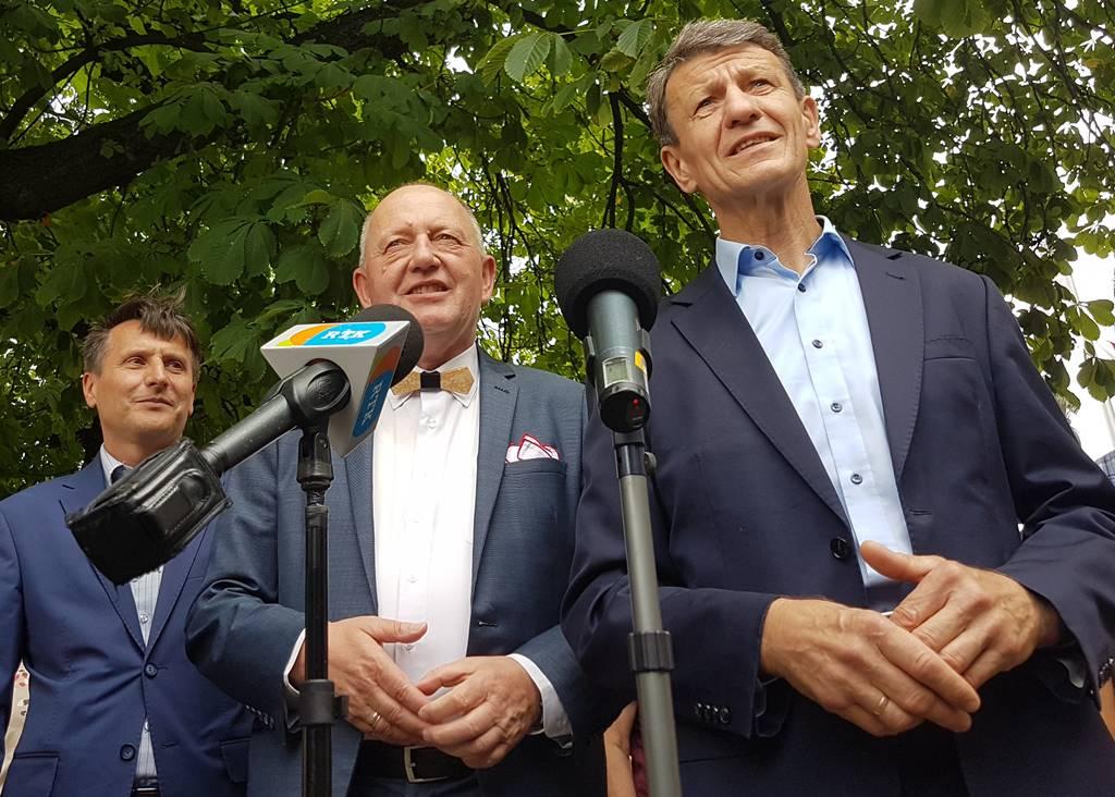 kandydaci na prezydenta Nowego Sącza - Leszek Zegzda